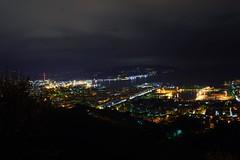 La Spezia at night (The Wolf Photo) Tags: nikon d3400 mondo mare sea notte night italy italia liguria laspezia