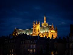 Cathédrale Saint-Étienne de Metz  ⛪️ (designladen.com) Tags: france frankreich grandest granderégion grosregion lorraine lothringen metz moselle saarlorlux instagram p9229839 fr