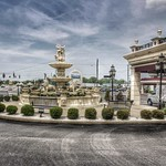 Salvatore's Italian Gardens ~ Cheektowaga New York ~ East  Buffalo -  Water Fountain thumbnail