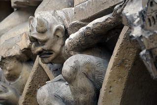 Grotesques of Notre Dame
