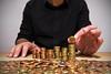 ... and counting (dotmatchbox) Tags: hszaehlen geld money münzen coins cent euro hand thumb daumen index finger zeigefinger zählen zahl counting number