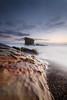 Charley's Garden, Collywell Bay (Alistair Bennett) Tags: charleysgarden collywellbay seatonsluice northumberland coast rocks seascape sunrise rgnd09 canonef1740mmƒ4lusm