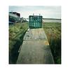 (darrenriley) Tags: lomography dianamini fujicolor200 lancashire landscape coast skipoolcreek