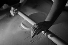 mani in pasta (luporosso) Tags: cucina kitchen pasta fettuccine tagliatelle italianfood cibo food italia italy bianconero biancoenero blackandwhite blackwhite blancoynegro bw bn bnw