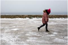 L'hiver au bout du monde... (photos.pascal.moign) Tags: fclampaulplouarzel plougonvelin neigelampaulplouarzel