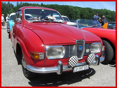 Saab 96 V4, 1969 (v8dub) Tags: saab 96 v 4 1969 schweiz suisse switzerland swedish bleienbach pkw voiture car wagen worldcars auto automobile automotive old oldtimer oldcar klassik classic collector