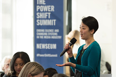 Newseum Power Shift Summit