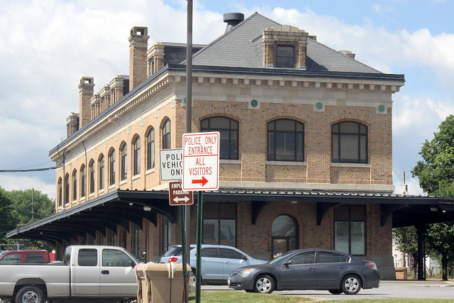 Hagerstown, MD Passenger Station