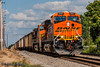 BNSF 5921 | GE ES44AC | NS Memphis District (M.J. Scanlon) Tags: bnsf5921 ge es44ac bnsf bnsfrailway burlingtonnorthernsantafe burlingtonnorthernsantaferailway ns nsmemphisdistrict nsmemphisdistrictwestend nsforrestyard 739 ns739 empty coal gevo memphis tennessee tree sky digital merchandise commerce business wow haul outdoor outdoors move mover moving scanlon mojo canon eos engine locomotive rail railroad railway train track horsepower logistics railfanning steel wheels photo photography photographer photograph capture picture trains railfan