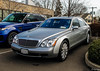 2004 Maybach 57 (Rivitography) Tags: exotic car luxury vehicle greenwich connecticut 2018 canon rebel t3 adobe lightroom rivitography 2004 maybach 57 mercedes mercedesbenz silver