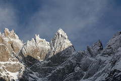 Aiguille du Plan (OliveTruxi (1 Million views Thks!)) Tags: chamonix montblanc montagne neige ski snow france
