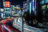 Chaos (21mapple) Tags: tokyo light long exposure longexposure trails city cityscape night nightscape outdoors outdoor outside