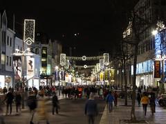 Meir, Antwerpen (Stewie1980) Tags: antwerpen anvers antwerp belgië belgique belgien belgium meir winkelstraat avond kerst verlichting versiering shopping street christmas xmas lights decoration evening