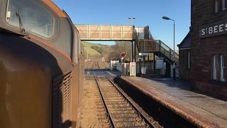 37402 on the Barrow - Carlisle Service 26/01/2018