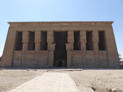 Temple of Hathor, Dendera