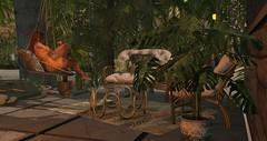 .tranquility. (Ai Venus Kouyama) Tags: secondlife sl decorating virtual worlds elf ginger
