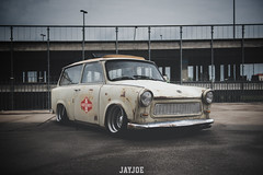 RACEISM EVENT 2017 (JAYJOE.MEDIA) Tags: trabant low lower lowered lowlife stance stanced bagged airride static slammed wheelwhore fitment