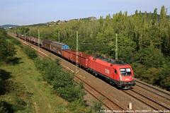 OBB 1116-002 (Davuz95) Tags: obb 1216 budaors taurus hungarian rail carg rch rca budapest train