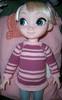 Elsas new jumper (Meritre) Tags: elsa animatorscollection toddler jumper knitted frozen