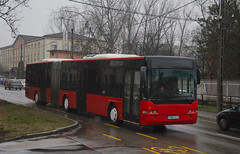 Neoplan Centroliner N4421 (PMM-914) (Aron Sonfalvi) Tags: neoplan neoplancentroliner centroliner articulatedbus bus vehicle transportation schoolbus
