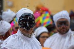 Pulcinella (jonnyamerica) Tags: carnevale maschera pilcinella carnaval coriandoli festa colore color bianco rome roma