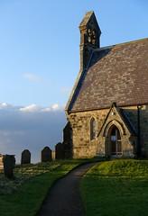 An All Saints Evening (lutmans) Tags: ryedale burythorpe church