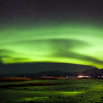 Northern Lights - Hofn, Iceland - Seascape photography thumbnail