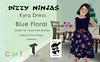 Dizzy Ninjas New Release: Kyra Dress (details below) (zonagrace) Tags: thimble dizzy ninjas kyra dress second life tweenster