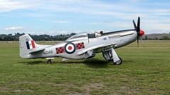 NZ2415, North American P-51D Mustang, Napier, Hawkes Bay, NZ - 17/2/18 (Grumpy Eye) Tags: north american p51d mustang nikon d7000 nikkor art deco air show napier airport hawkes bay helmet 24mm 14