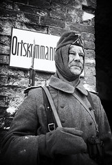 Stalingrad 1942 (alex_goss) Tags: reenactment reenactors reenacting stalingrad monochrome blackandwhite bw