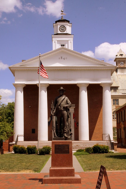 Old Court House - Winchester, VA