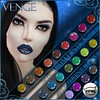 VENGE - Catwa - Spectrum Lipstick (Vixn Dagger - Vengeful Threads / VENGE) Tags: catwa applier lipstick rainbow assortment venge vengefulthreads