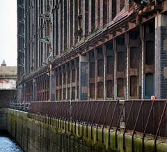 Tobacco Warehouse renovation (jimmedia) Tags: liverpool tobacco docks renovation architecture brick docklands titanic merseyside dockside waterfront regeneration