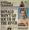 I read the news today Oh boy. (Loco Steve) Tags: london donaldtrump maga usembassy news newspaper eveningstandard dotard protest manbaby currentaffairs 2018 january fakepresident potus usa riverthames vauxhall southlondon