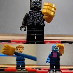 Infinity (Letgoofmylego) Tags: blackpanther mrfantastic fantasticfour guardiansofthegalaxy nebula thanos lego minifigures migifig marvel infinitewar infinitygauntlet