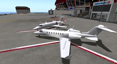 My Newest Addition to Kousara's Charters Fleet. Learjet 45XR by ZSK! (anukmaneewong1260) Tags: secondlife aviation aircraft airliner airport airplane private jet learjet lear kousara charters airline zsk zoraslade karu secondlife:region=snoterminala secondlife:parcel=secondnorwaylufthavnsnoslsnairportterminala secondlife:x=56 secondlife:y=95 secondlife:z=31