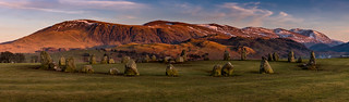 Castlerigg Sunset