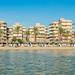 Beautiful beach Platja de Plama, Mallorca Spain