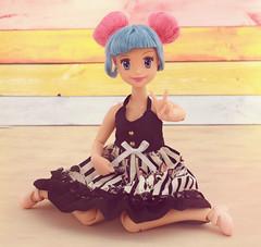 Barbie Video Game Hero + Azone Body (sweet_orange) Tags: doll dollphotography azone barbie barbiedoll
