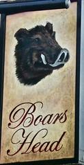 Boars Head - Barton, Lancashire. (garstonian11) Tags: pubs lancashire pubsigns barton