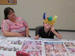 IMG_2810[1] (St Charles Parish Library) Tags: stcharlesparishlibrary st rose branch library childrens mardi gras maskerade 2518
