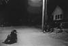 Wishing (claire.nish) Tags: depression isolation separation lost longing love divorce pain abandonment waiting watching cigarette wishing wish wonder blackandwhite 35mm film