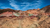 Death Valley National Park California. Artist Palette & Artist Drive (Feridun F. Alkaya) Tags: nps ngc coyote usa nationalpark zabriskiepoint sanddunes jackal desert dvnp deathvalley california mesquiteflatdunes dunes saltflats salt sky landscape artistpalette artistdrive mount deathvalleynationalpark