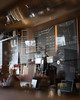 Brewbakers 2 (andrew.clark471) Tags: sony alpha a7 mark 2 mk ii keen nh new hampshire vermont pink blush light coffee cafe shop store reflection glass tea morning roast beans eye portrait 50mm 50 f 18 f18
