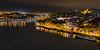 Porto Lights #2 (kalbasz) Tags: portugal porto fuji xt2 xf1024 outdoor night city lights river reflections mirror
