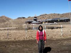 Rishi Parasar Lake near Mandi, Himachal- 365 (Soubhagya Laxmi) Tags: himachaltourismhptdc himalayanmountainhindureligion hindupilgrimagetemplehimalay mandihimachalpradesh mandisightseeing parasartemplelakemandi rishiparasarlakemandi rishiparashartempleandlake soubhagyalaxmimishra umakantmishra rishi parasar lake mandi himachal