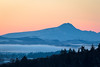 Ben Lomond at Sunset (dalejckelly) Tags: canon canon7dmarkii canon70300l landscape landscapephotography mountains mountain hills hill benlomond stirling trossachs scotland scottish sunset goldenhour winter snow visitscotland outdoor scenery scenic vista v