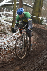 DSC_0466 (sdwilliams) Tags: cycling cyclocross cx misterton lutterworth leicestershire snow