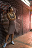 Ya in Thonglor (jonasfj) Tags: nikond750 35mm wideangle nikkor 3514g ya jantiranamwong wwwboudoirbyyacom tonglor thonglor bangkok thailand asia southeastasia fluorescentlight graffiti model girl woman thaigirl fashion night evening dark red dress sneakers