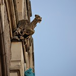 Tower Bridge gargoyle thumbnail